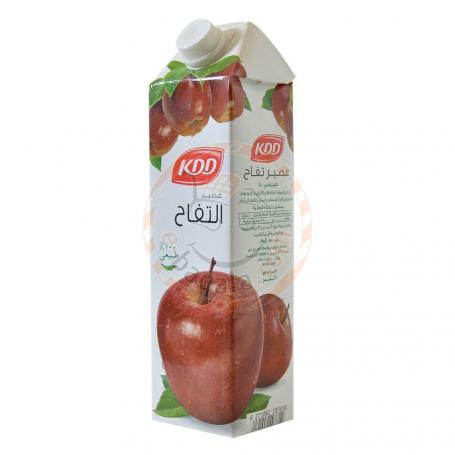 Kdd عصير التفاح 1l